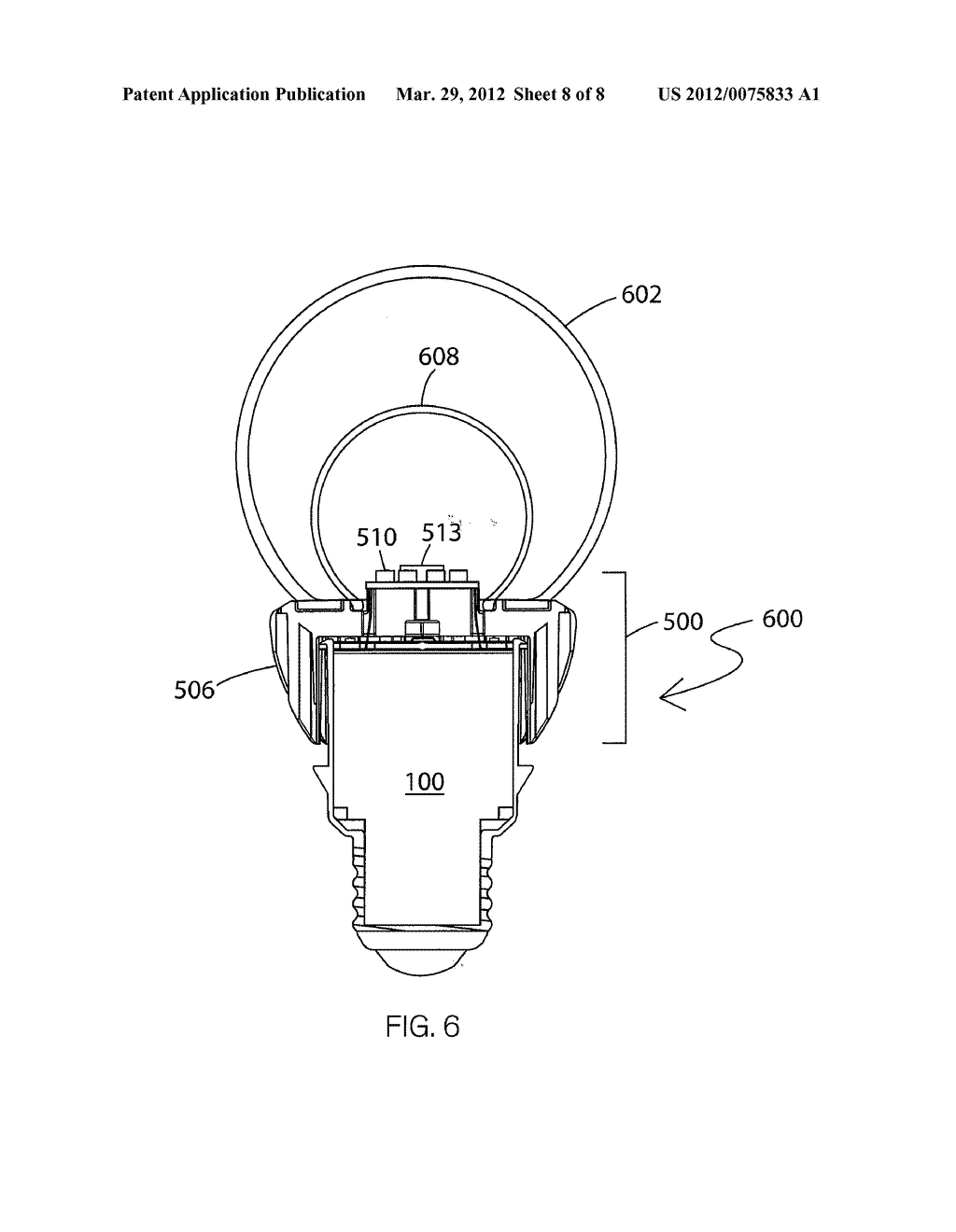 LED LAMP - diagram, schematic, and image 09