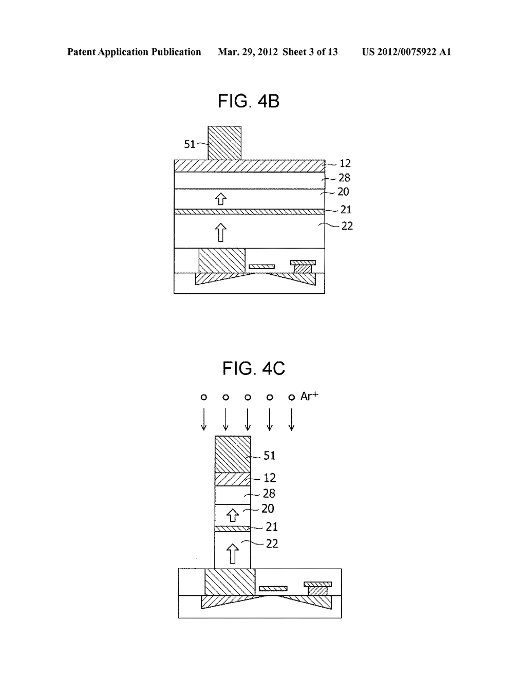 MAGNETIC MEMORY ELEMENT AND STORAGE DEVICE USING THE SAME - diagram, schematic, and image 04
