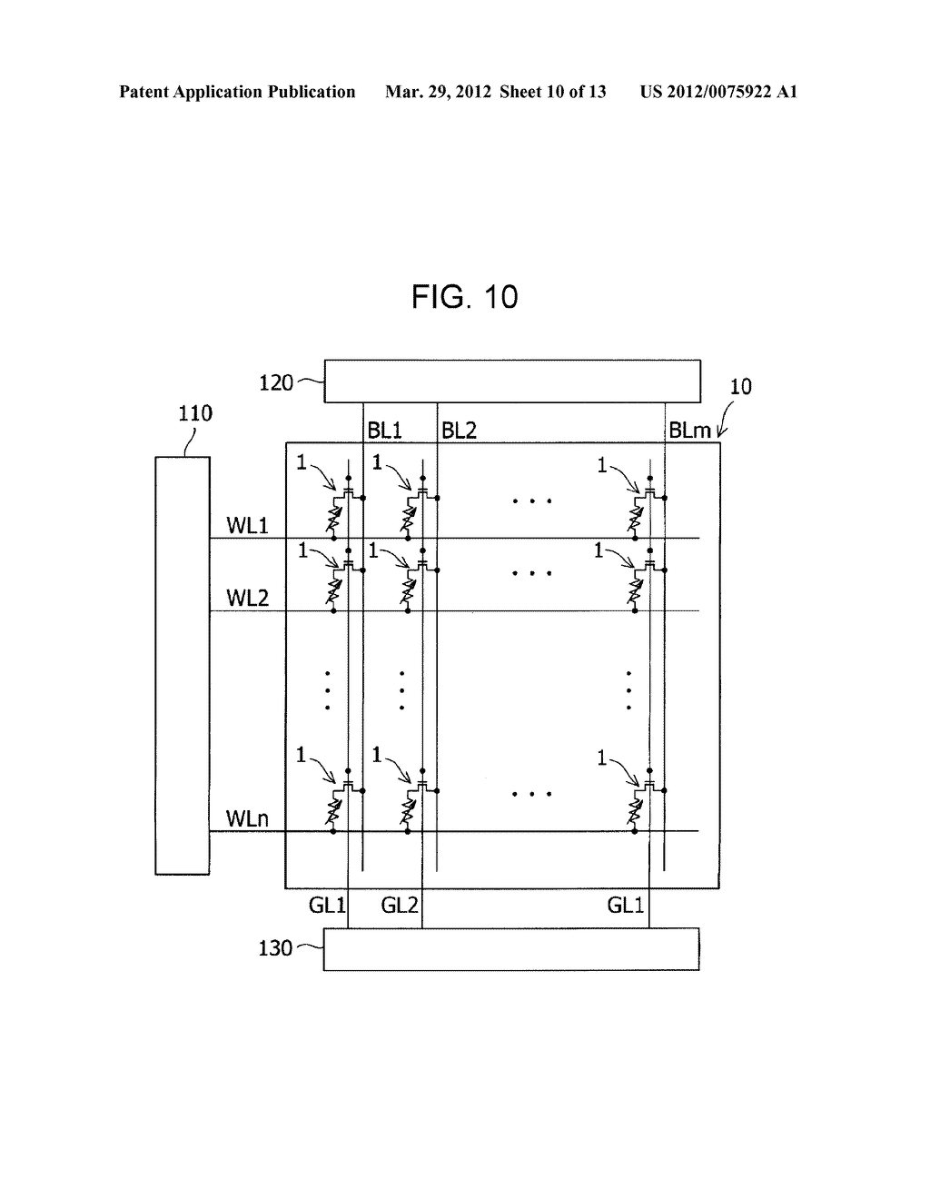 MAGNETIC MEMORY ELEMENT AND STORAGE DEVICE USING THE SAME - diagram, schematic, and image 11