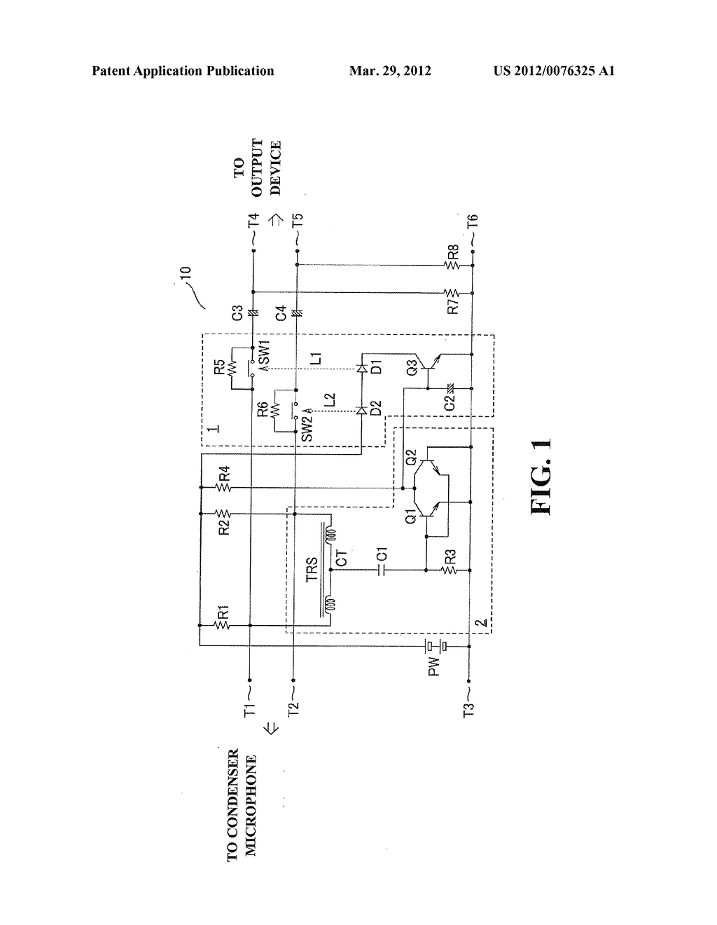 Phantom Power Circuit Diagram Schematic And Image 02 Electricity Diagrams
