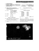 Porous Particles Loaded with Cosmetically or Pharmaceutically Active     Compounds diagram and image