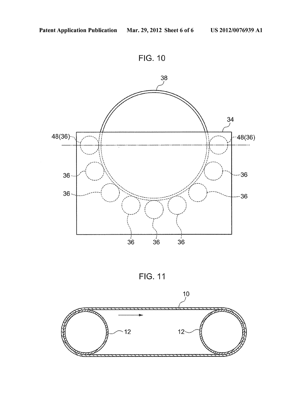 METHOD OF PRODUCING ENDLESS BAND-SHAPED BODY - diagram, schematic, and image 07