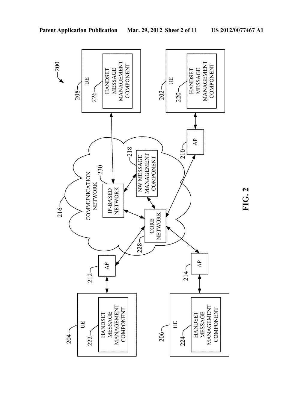 CONDITIONAL MESSAGE FORWARDING FUNCTIONS - diagram, schematic, and image 03