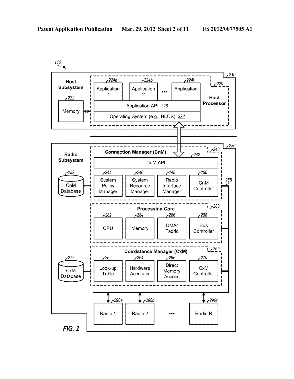 METHOD AND APPARATUS FOR PERFORMING FRACTIONAL SYSTEM SELECTION BY A     WIRELESS DEVICE - diagram, schematic, and image 03