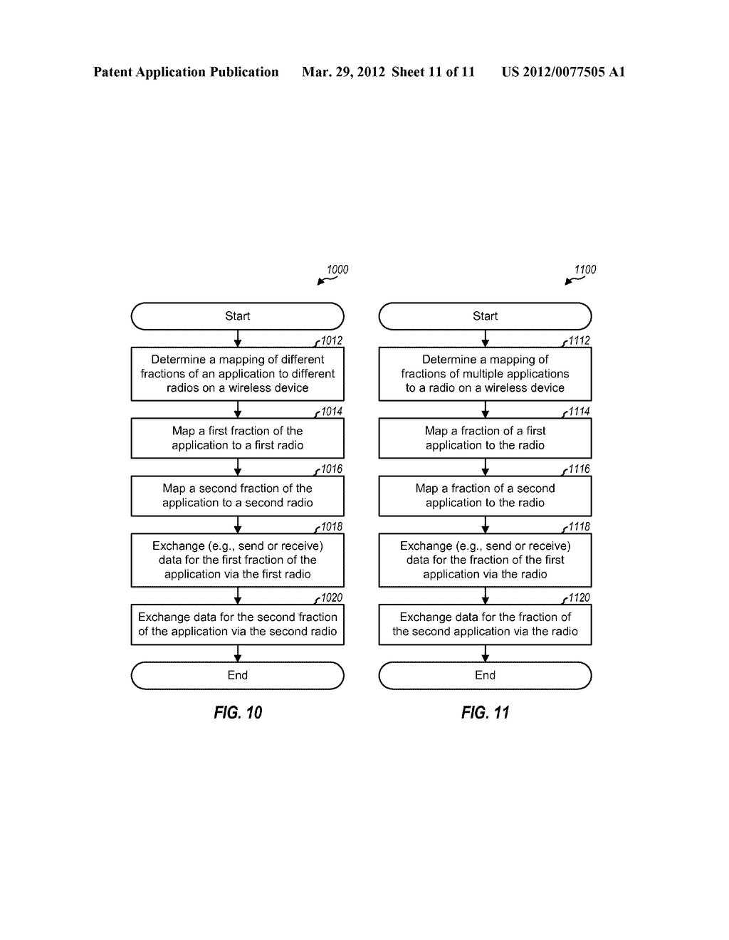 METHOD AND APPARATUS FOR PERFORMING FRACTIONAL SYSTEM SELECTION BY A     WIRELESS DEVICE - diagram, schematic, and image 12