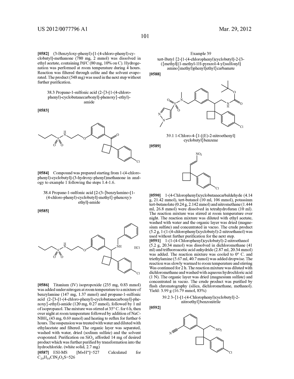 PHENALKYLAMINE DERIVATIVES, PHARMACEUTICAL COMPOSITIONS CONTAINING THEM,     AND THEIR USE IN THERAPY - diagram, schematic, and image 102