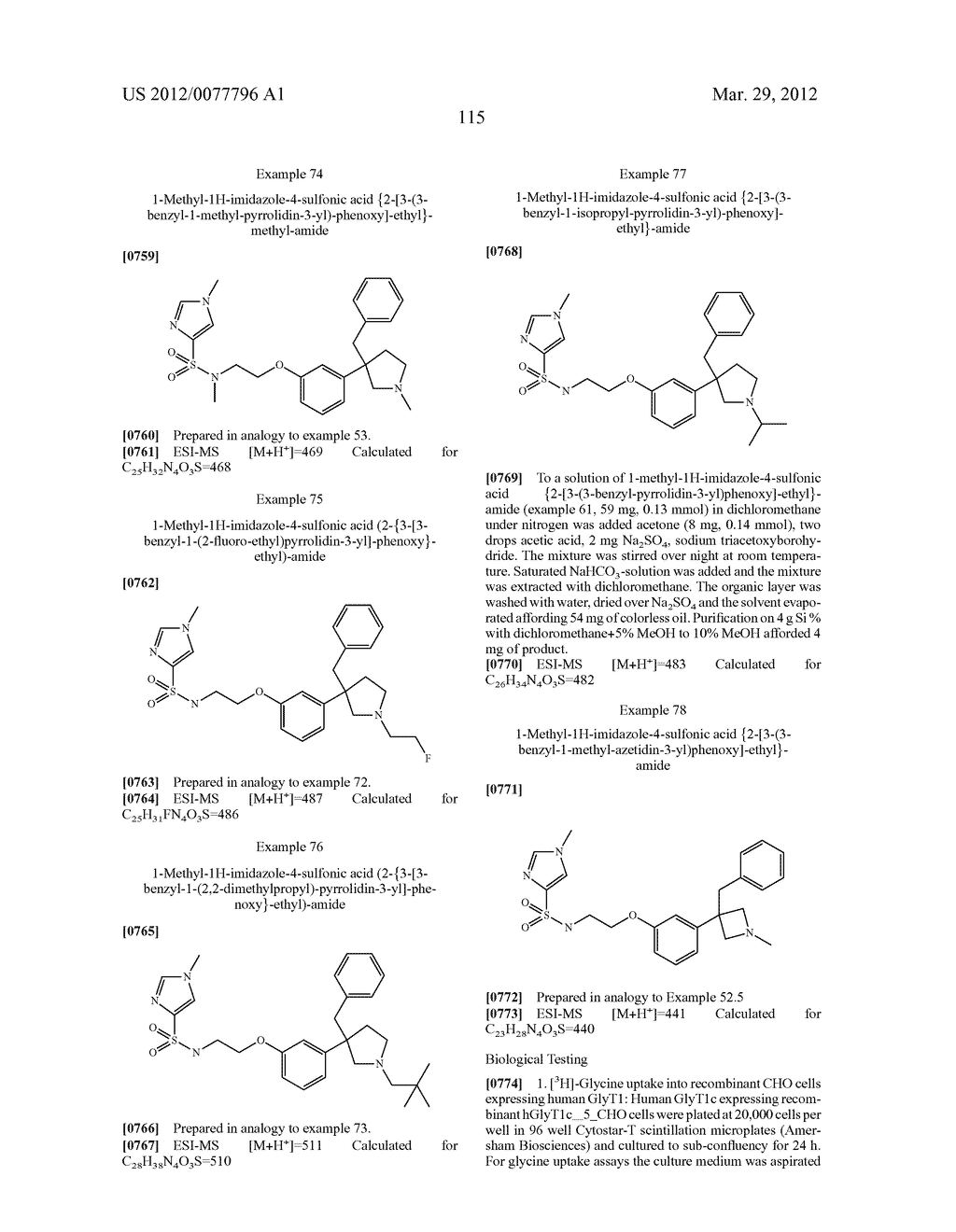PHENALKYLAMINE DERIVATIVES, PHARMACEUTICAL COMPOSITIONS CONTAINING THEM,     AND THEIR USE IN THERAPY - diagram, schematic, and image 116