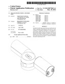 INHALER FOR DELIVERING A METERED DOSE diagram and image