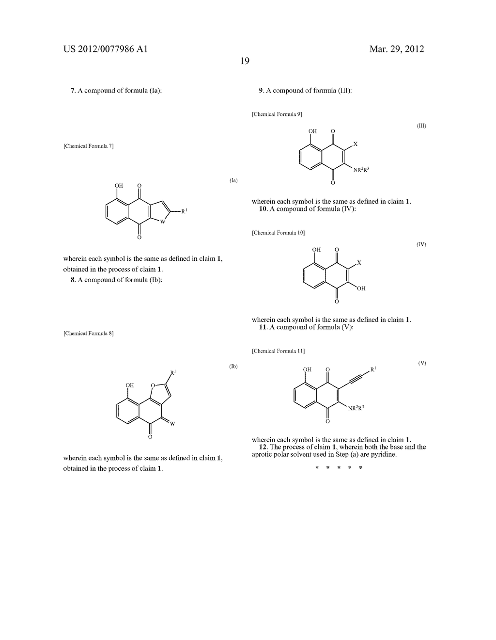 NOVEL PREPARATION OF ANTICANCER-ACTIVE TRICYCLIC COMPOUNDS VIA ALKYNE     COUPLING REACTION - diagram, schematic, and image 20