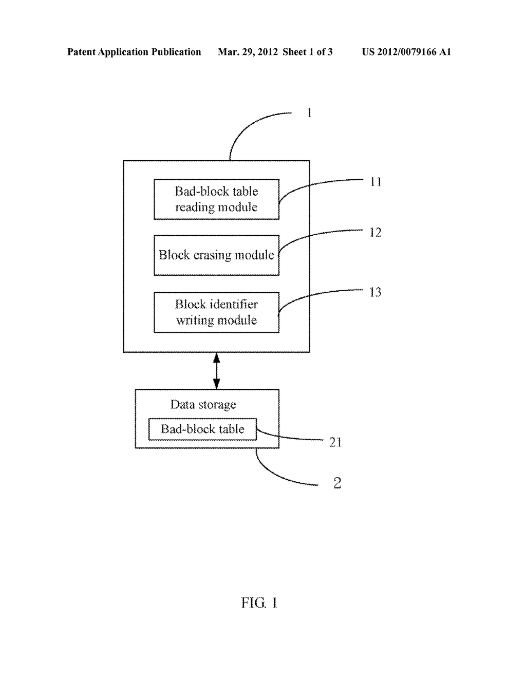 ELECTRONIC DEVICE AND METHOD FOR INITIALIZING DATA STORAGE - diagram, schematic, and image 02