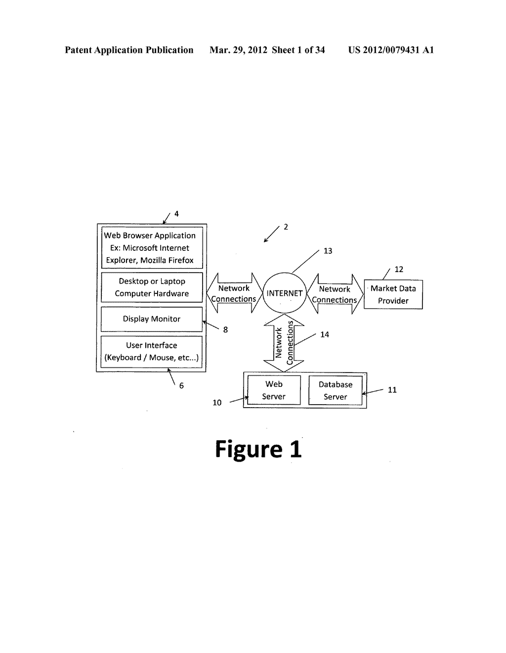 System and method for 3-dimensional display of data - diagram, schematic, and image 02