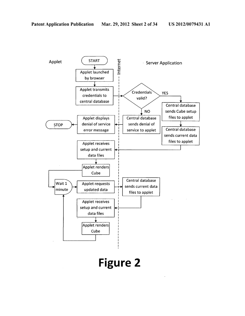 System and method for 3-dimensional display of data - diagram, schematic, and image 03