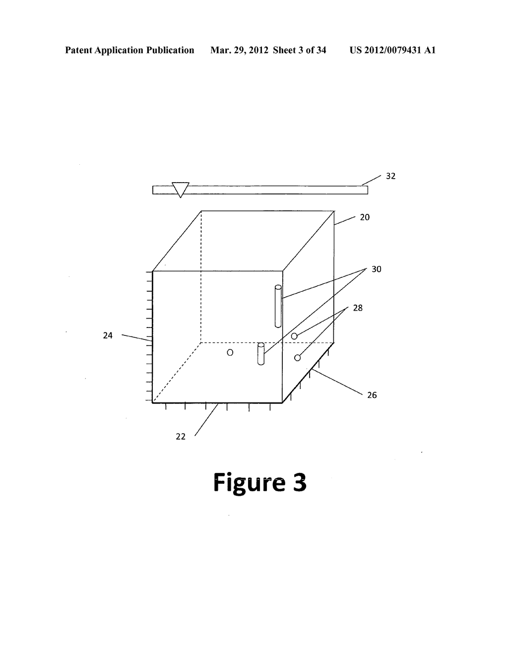 System and method for 3-dimensional display of data - diagram, schematic, and image 04