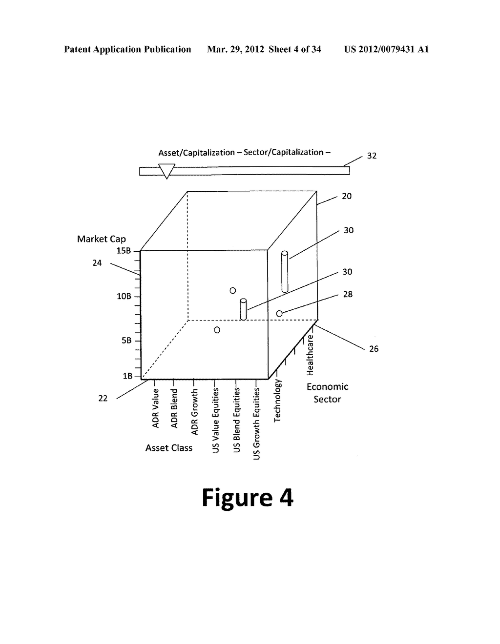 System and method for 3-dimensional display of data - diagram, schematic, and image 05