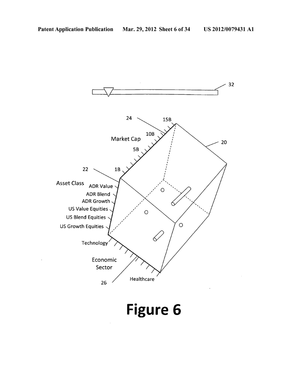 System and method for 3-dimensional display of data - diagram, schematic, and image 07