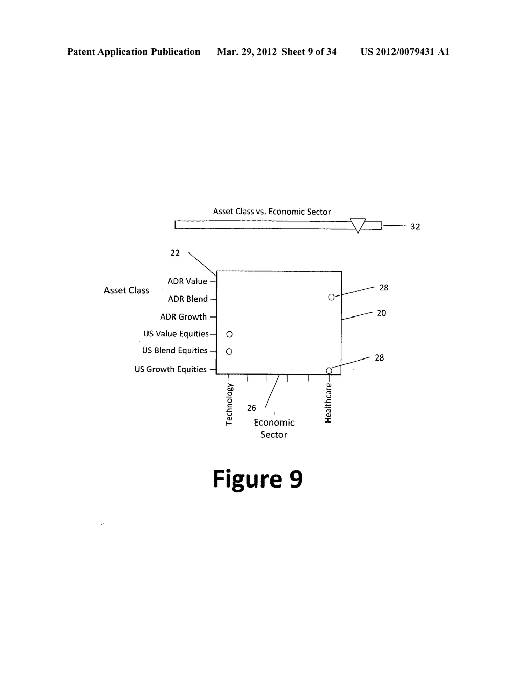 System and method for 3-dimensional display of data - diagram, schematic, and image 10