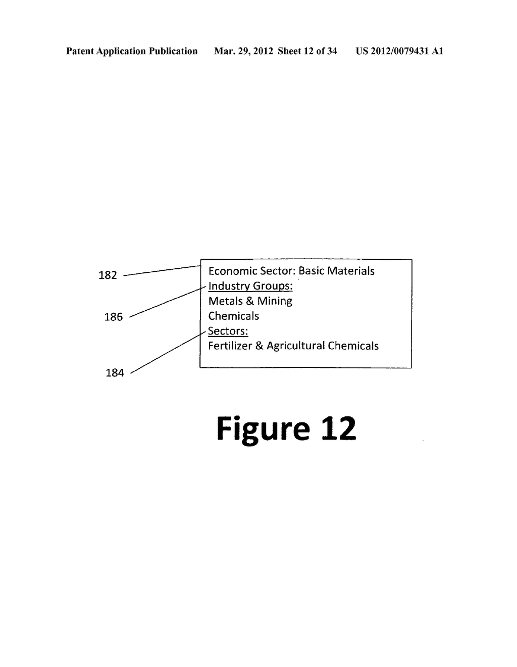System and method for 3-dimensional display of data - diagram, schematic, and image 13