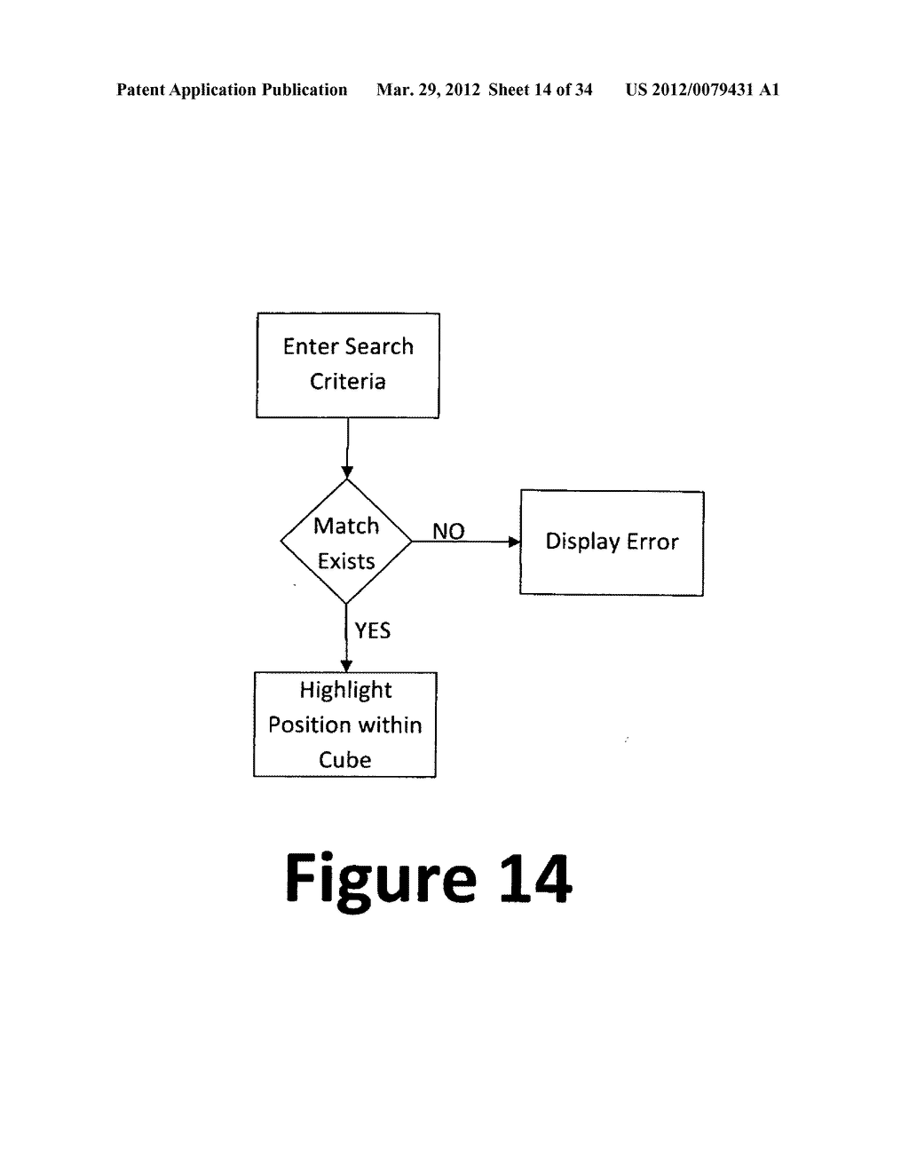 System and method for 3-dimensional display of data - diagram, schematic, and image 15