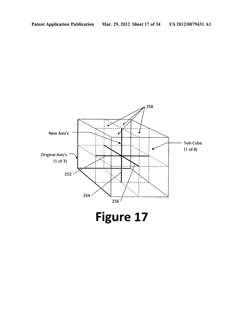 System and method for 3-dimensional display of data - diagram, schematic, and image 18