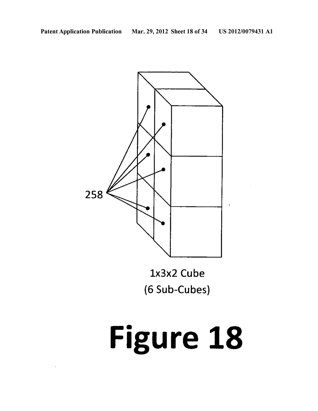 System and method for 3-dimensional display of data - diagram, schematic, and image 19