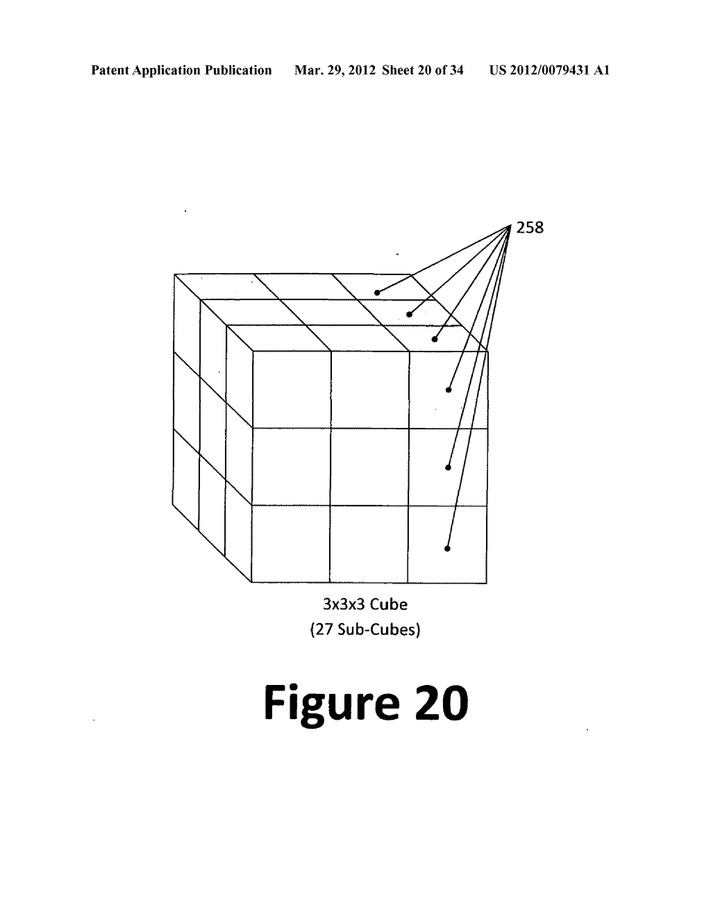 System and method for 3-dimensional display of data - diagram, schematic, and image 21