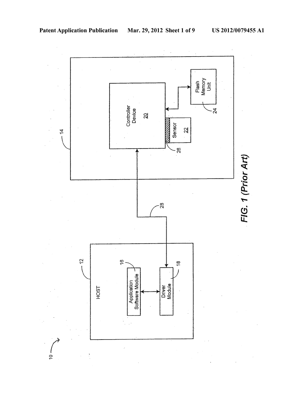 DIRECT SECONDARY DEVICE INTERFACE BY A HOST - diagram, schematic, and image 02
