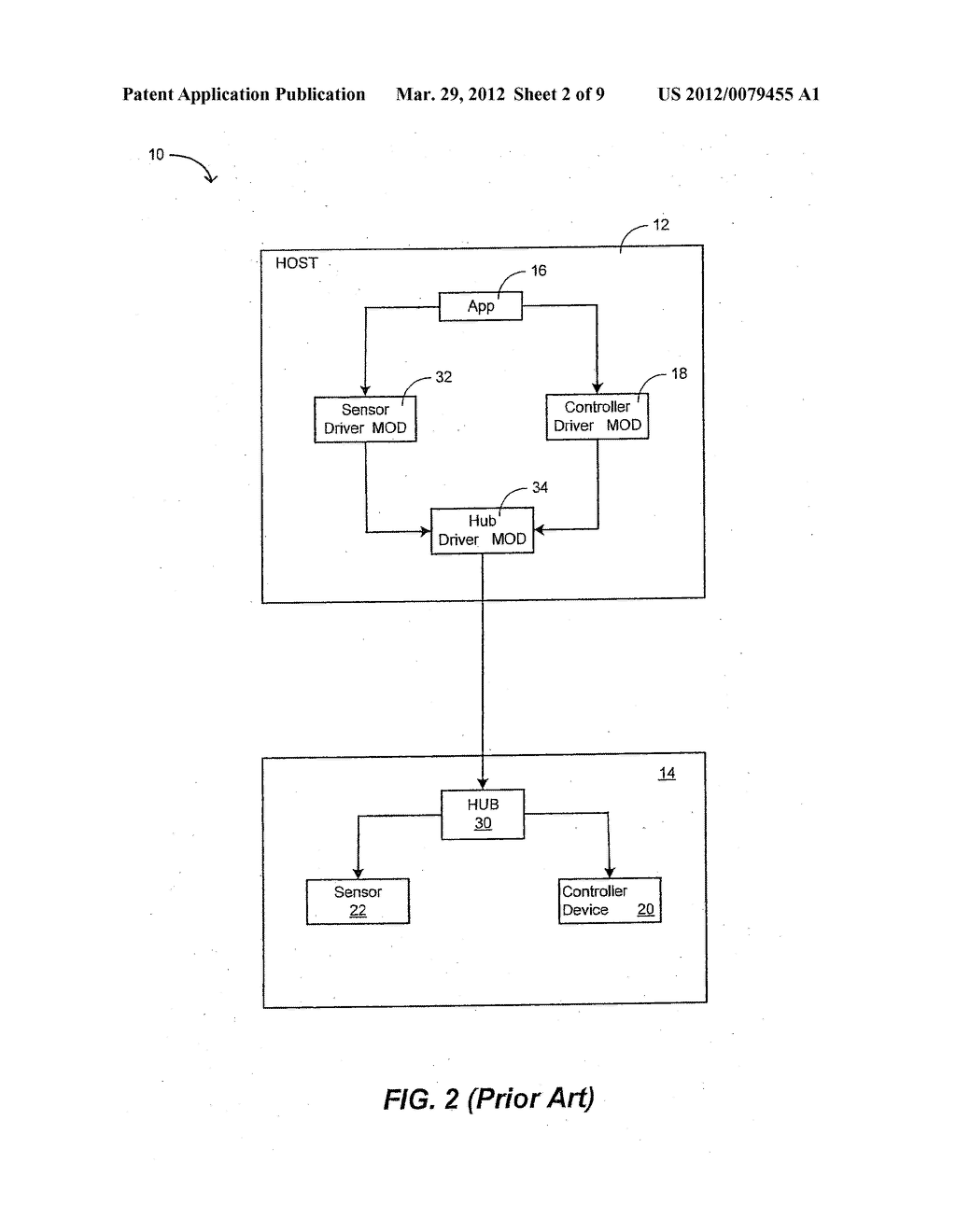 DIRECT SECONDARY DEVICE INTERFACE BY A HOST - diagram, schematic, and image 03