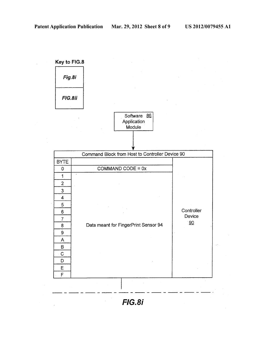 DIRECT SECONDARY DEVICE INTERFACE BY A HOST - diagram, schematic, and image 09