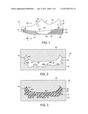 Article of Footwear with Multiple Hardnesses and Method of Manufacture diagram and image