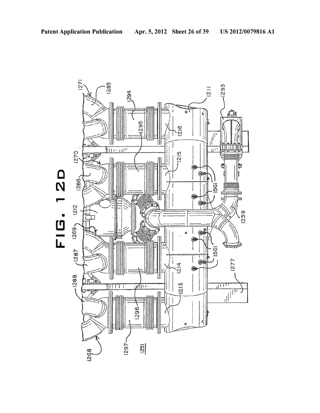 Turbocharger Mixing Manifold For An Exhaust Aftertreatment System Train Diesel Engine Diagram A Locomotive Having Two Stroke Schematic