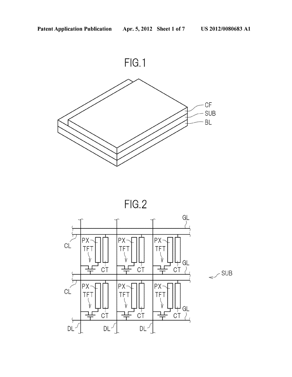 THIN FILM TRANSITOR, DISPLAY DEVICE, AND LIQUID CRYSTAL DISPLAY DEVICE - diagram, schematic, and image 02