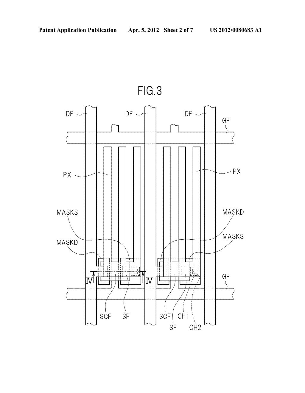 THIN FILM TRANSITOR, DISPLAY DEVICE, AND LIQUID CRYSTAL DISPLAY DEVICE - diagram, schematic, and image 03
