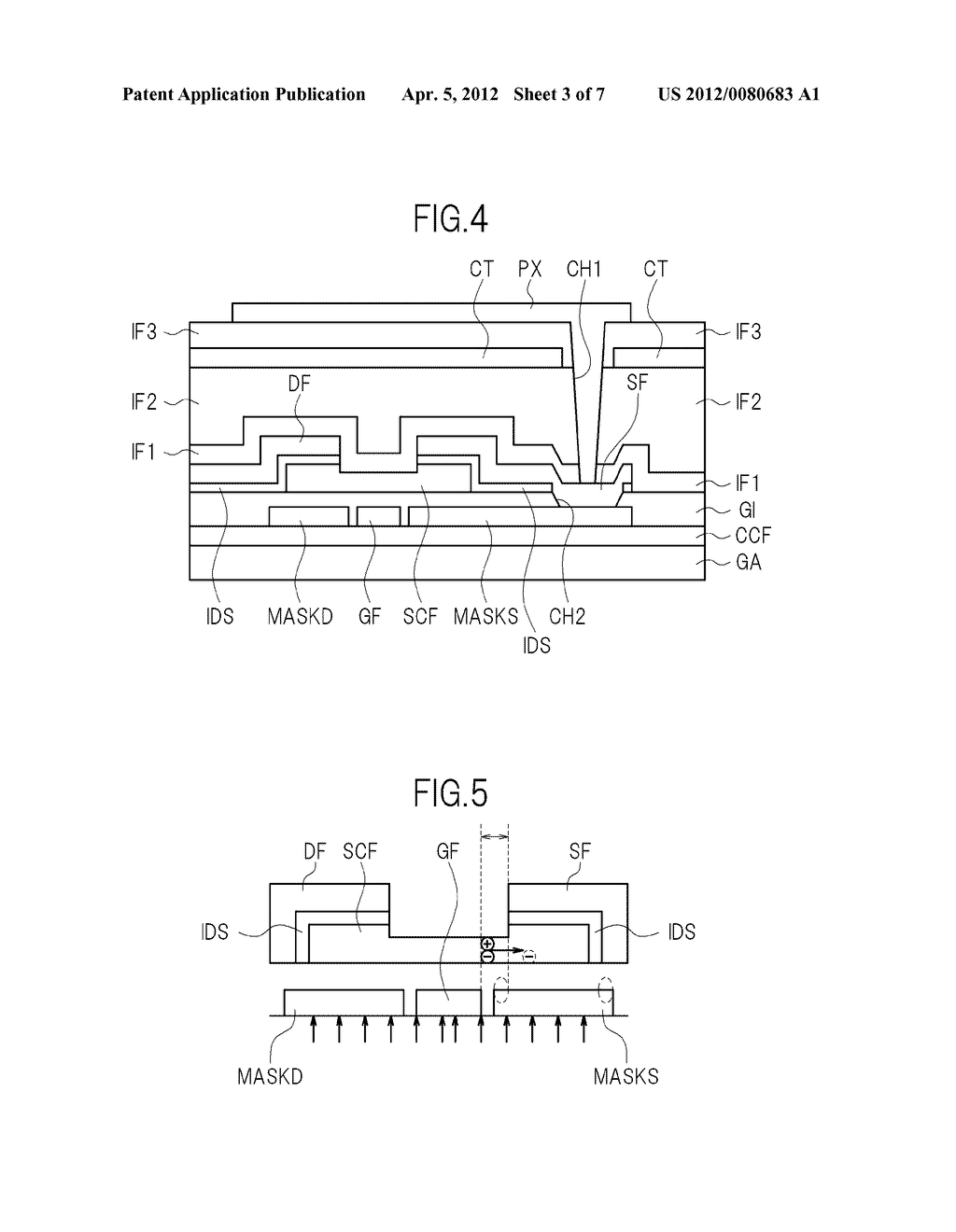 THIN FILM TRANSITOR, DISPLAY DEVICE, AND LIQUID CRYSTAL DISPLAY DEVICE - diagram, schematic, and image 04