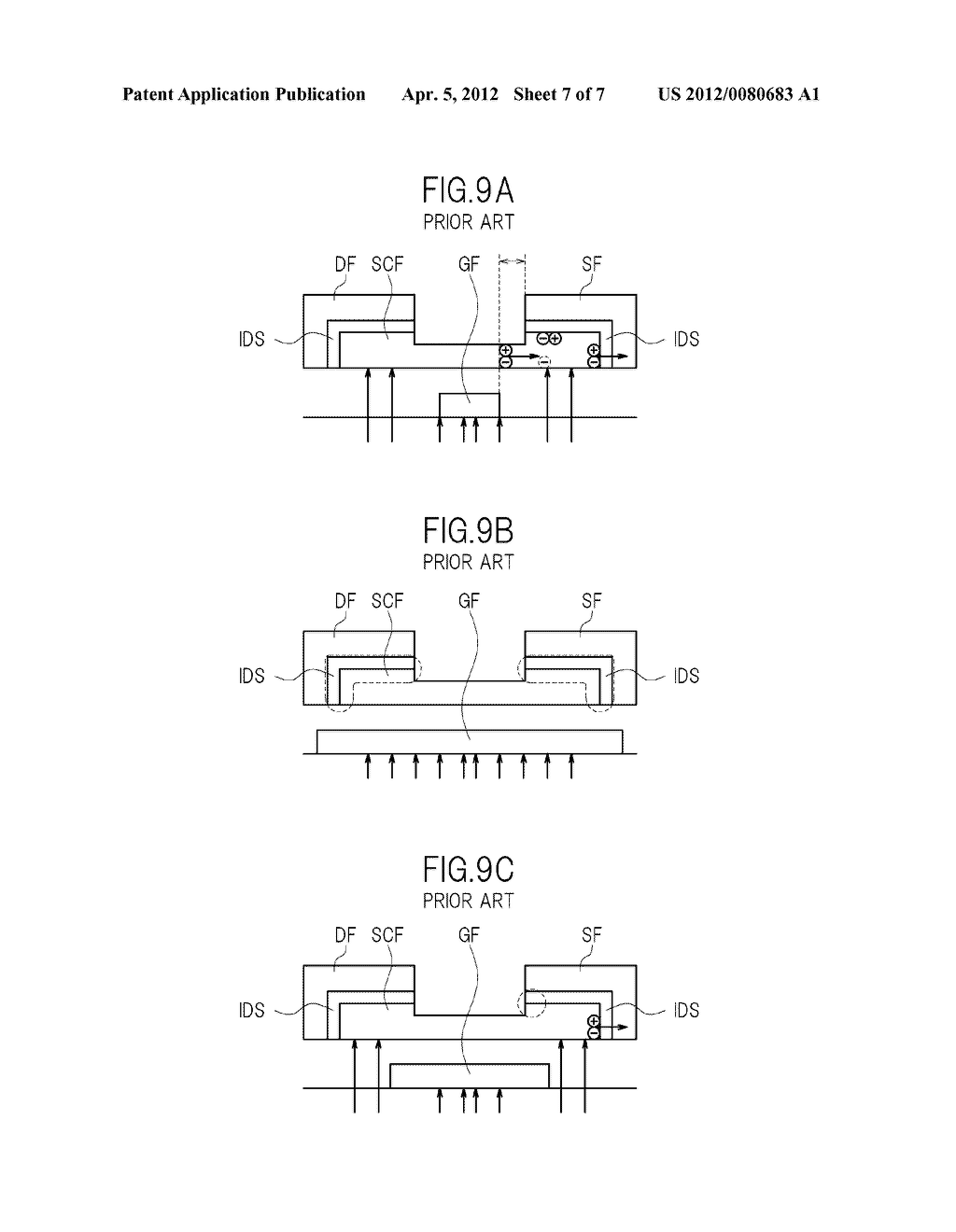 THIN FILM TRANSITOR, DISPLAY DEVICE, AND LIQUID CRYSTAL DISPLAY DEVICE - diagram, schematic, and image 08