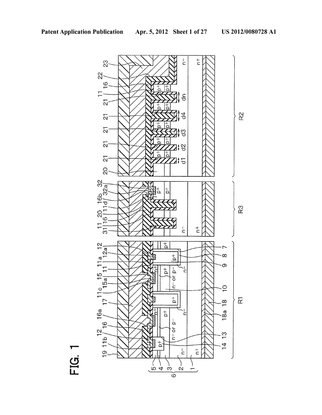 SEMICONDUCTOR DEVICE WITH JUNCTION FIELD-EFFECT TRANSISTOR AND     MANUFACTURING METHOD OF THE SAME - diagram, schematic, and image 02