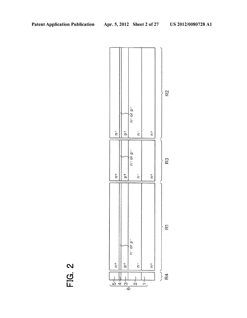 SEMICONDUCTOR DEVICE WITH JUNCTION FIELD-EFFECT TRANSISTOR AND     MANUFACTURING METHOD OF THE SAME - diagram, schematic, and image 03