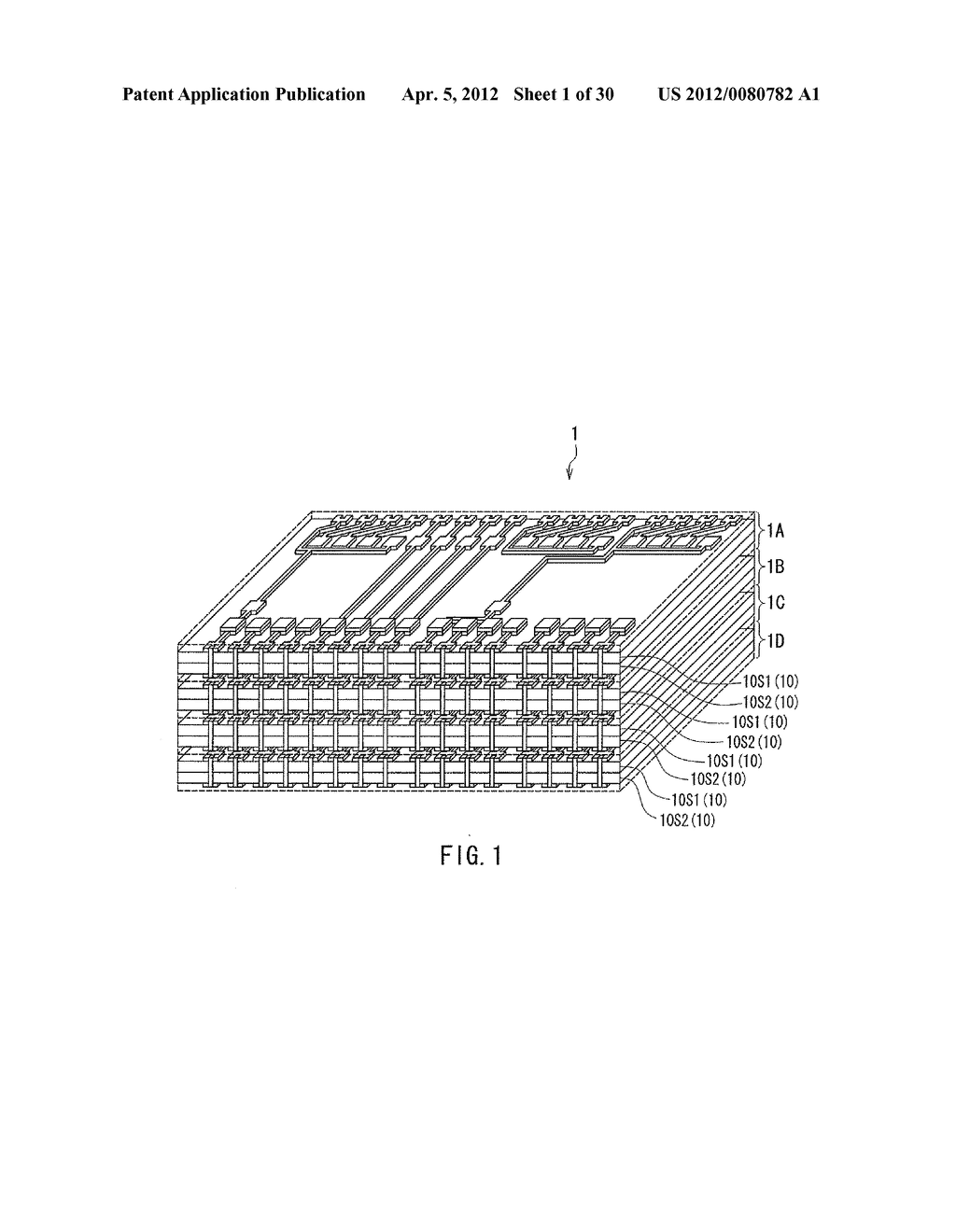 METHOD OF MANUFACTURING LAYERED CHIP PACKAGE - diagram, schematic, and image 02