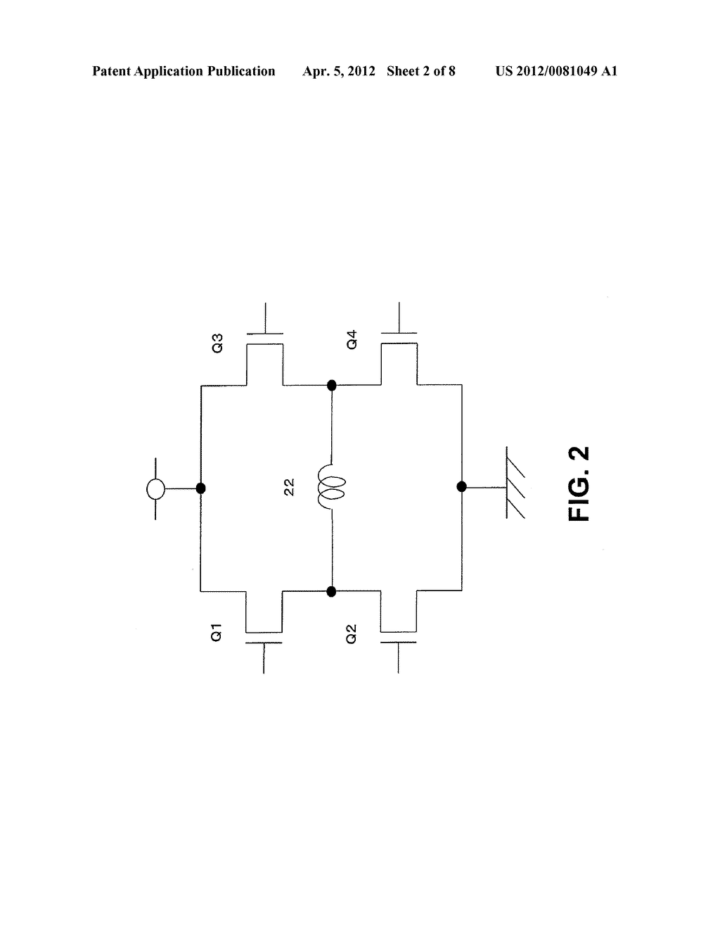 DRIVE CONTROL SIGNAL GENERATING CIRCUIT - diagram, schematic, and image 03