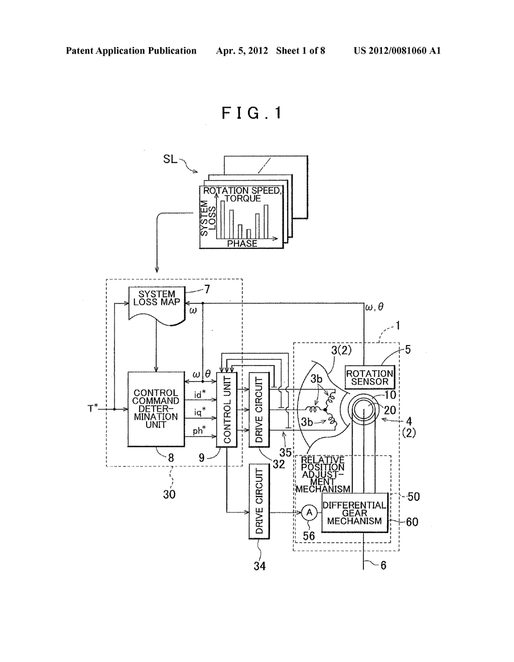 CONTROL APPARATUS FOR DRIVING APPARATUS - diagram, schematic, and image 02