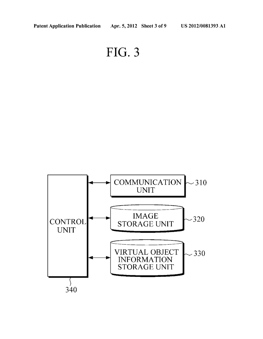 APPARATUS AND METHOD FOR PROVIDING AUGMENTED REALITY USING VIRTUAL OBJECTS - diagram, schematic, and image 04