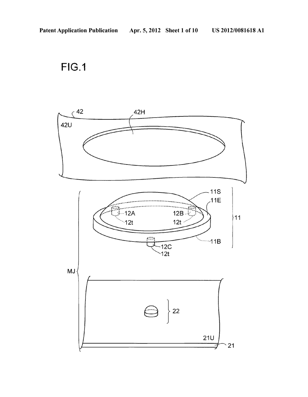 LIGHT EMITTING MODULE, ILLUMINATING DEVICE, DISPLAY DEVICE, AND TELEVISION     RECEIVING DEVICE - diagram, schematic, and image 02
