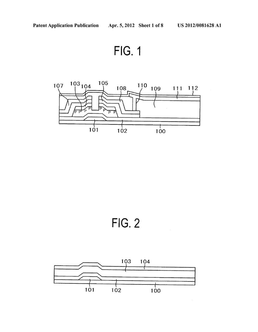 LIQUID CRYSTAL DISPLAY DEVICE AND MANUFACTURING METHOD THEREOF - diagram, schematic, and image 02