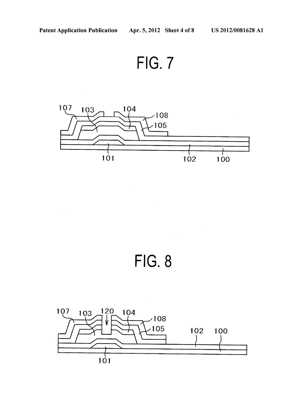 LIQUID CRYSTAL DISPLAY DEVICE AND MANUFACTURING METHOD THEREOF - diagram, schematic, and image 05