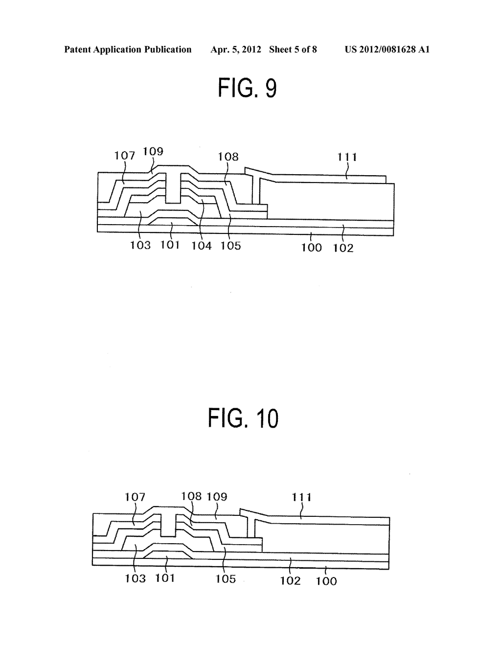 LIQUID CRYSTAL DISPLAY DEVICE AND MANUFACTURING METHOD THEREOF - diagram, schematic, and image 06