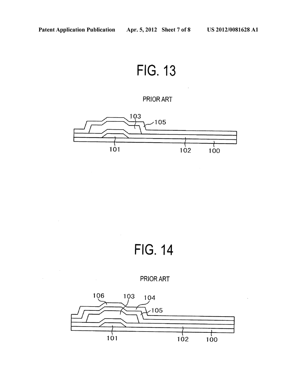 LIQUID CRYSTAL DISPLAY DEVICE AND MANUFACTURING METHOD THEREOF - diagram, schematic, and image 08