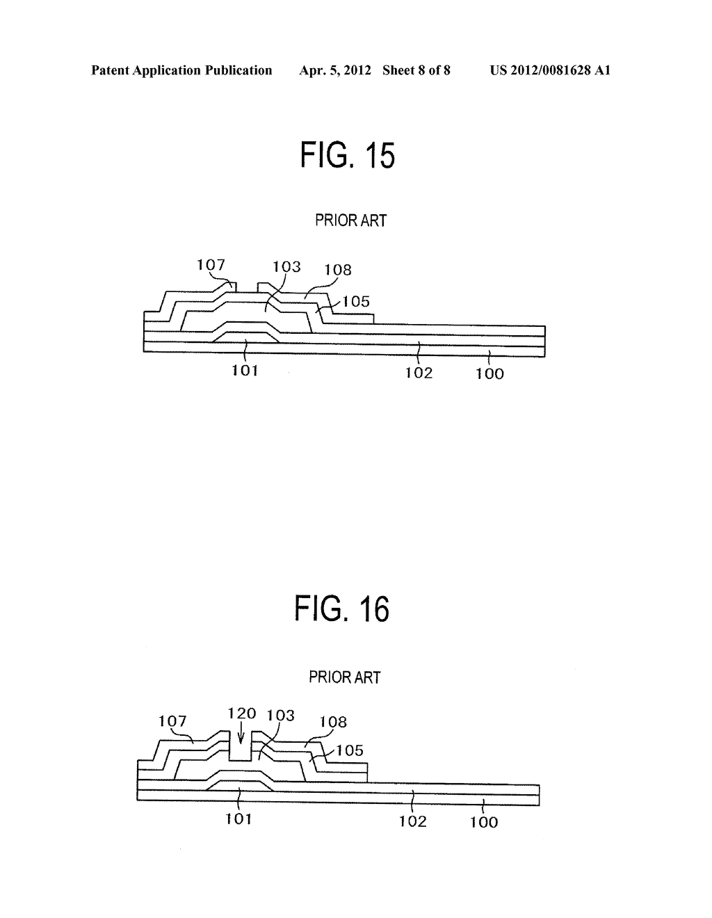 LIQUID CRYSTAL DISPLAY DEVICE AND MANUFACTURING METHOD THEREOF - diagram, schematic, and image 09