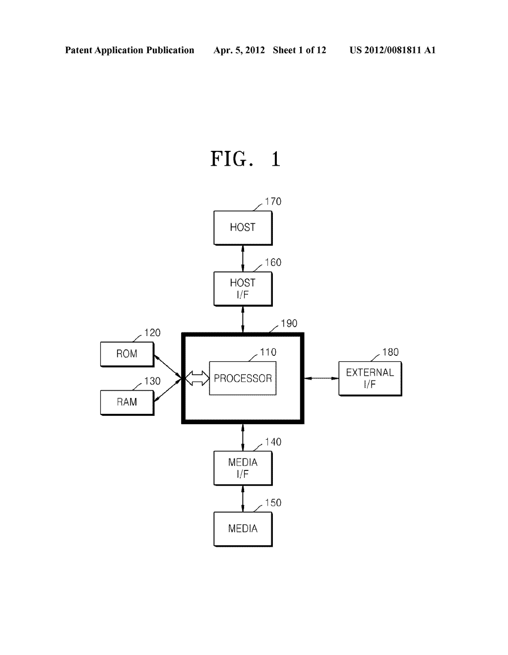 DISK DRIVE AND METHOD OF WRITING TO DISK USING DISK DRIVE - diagram, schematic, and image 02