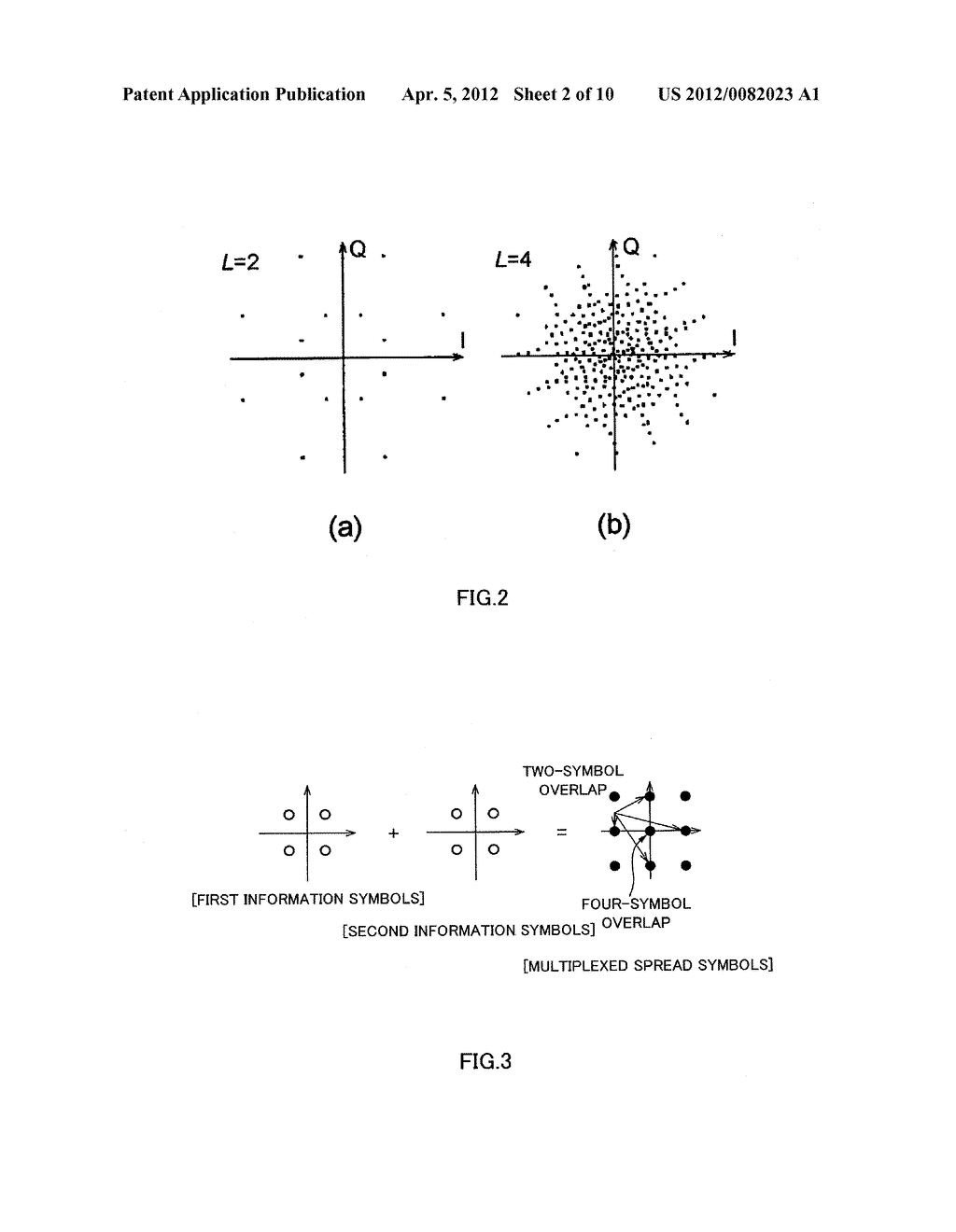 CODE MULTIPLEXING TRANSMISSION METHOD, TRANSMISSION APPARATUS AND     RECEPTION APPARATUS - diagram, schematic, and image 03