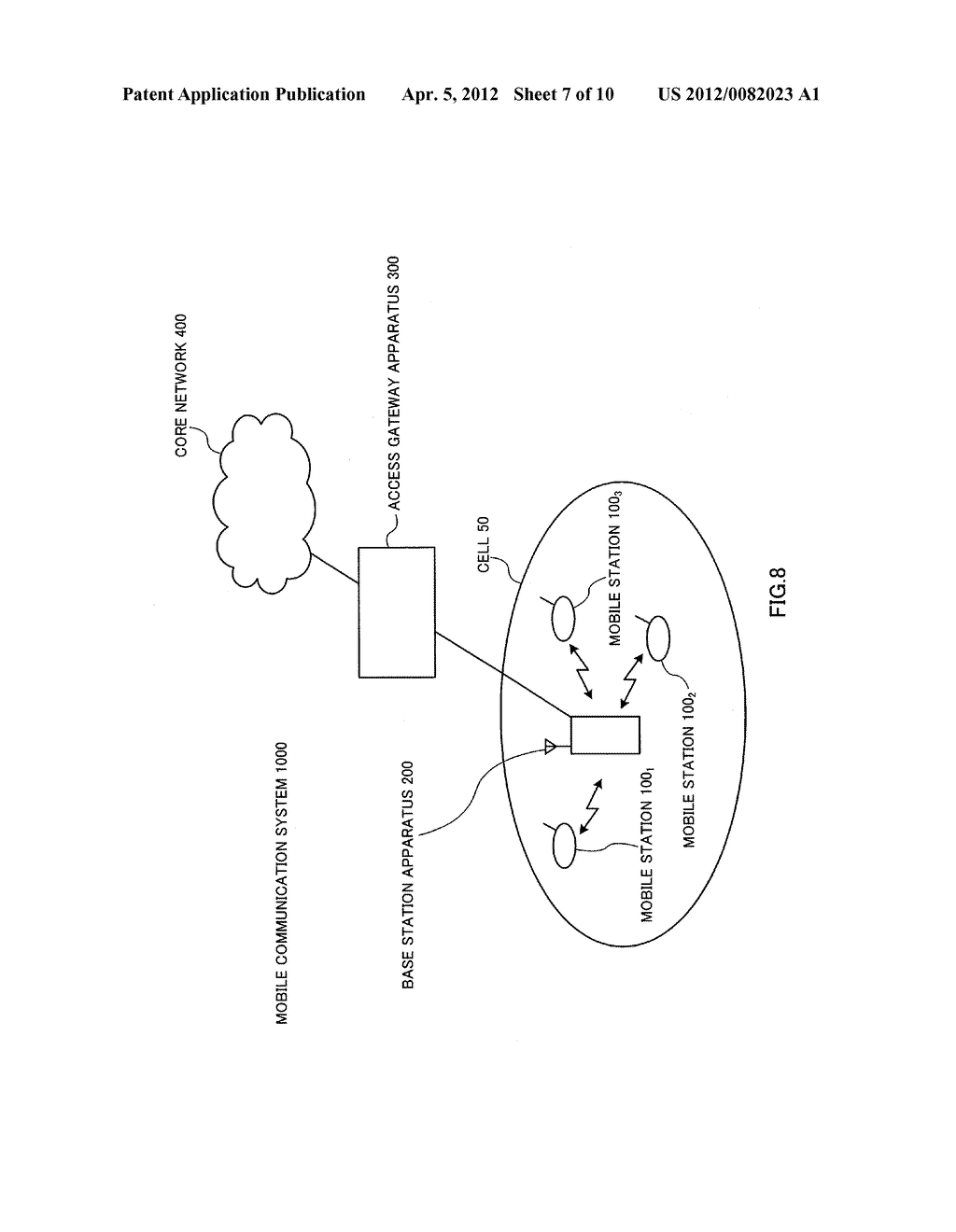 CODE MULTIPLEXING TRANSMISSION METHOD, TRANSMISSION APPARATUS AND     RECEPTION APPARATUS - diagram, schematic, and image 08