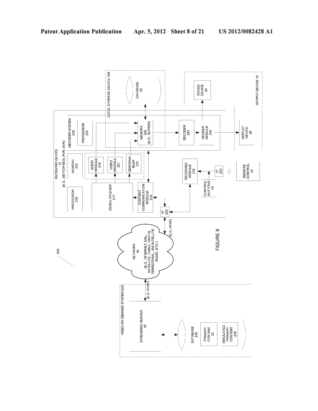 SYSTEMS AND METHODS TO MODIFY PLAYOUT OR PLAYBACK - diagram, schematic, and image 09